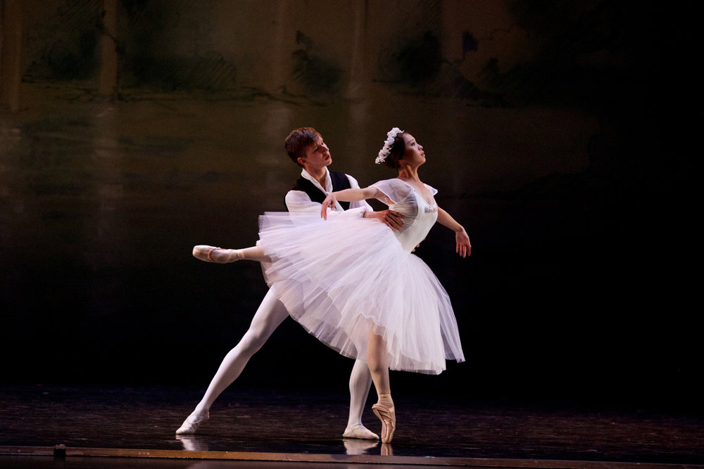 Les Sylphides and Other Works, The School of Alberta Ballet