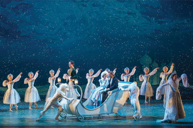 The Nutcracker, Alberta Ballet