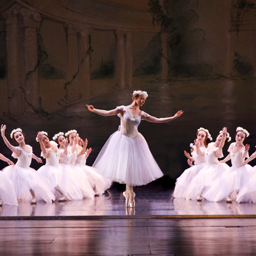 Alberta Ballet School in Les Sylphides and Other Works