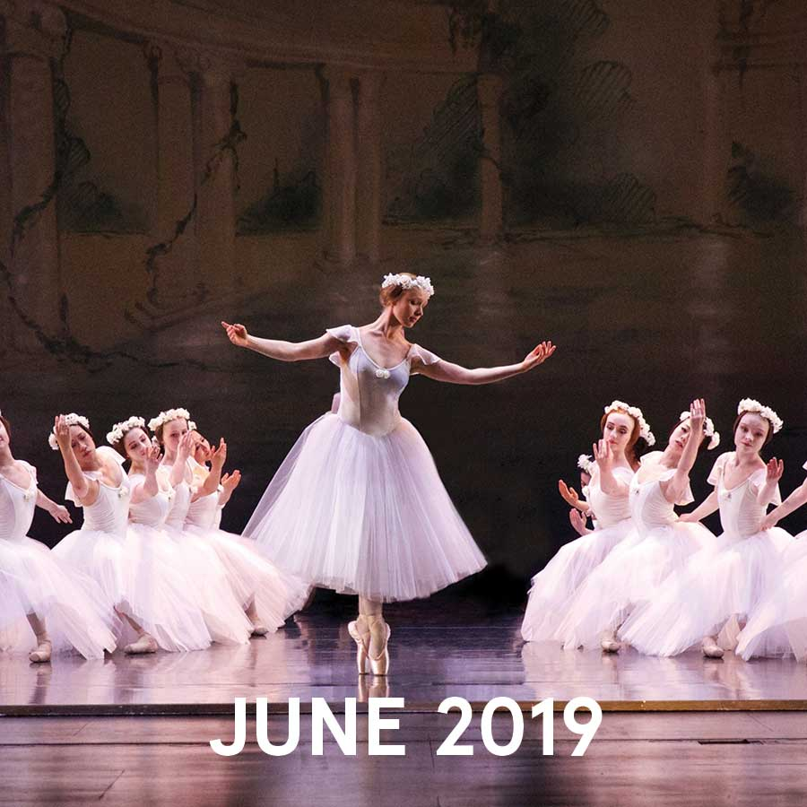 Alberta Ballet School's    Les Sylphides and Other Works