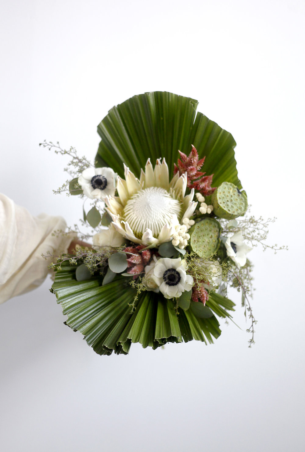 Sample Protea Arrangement