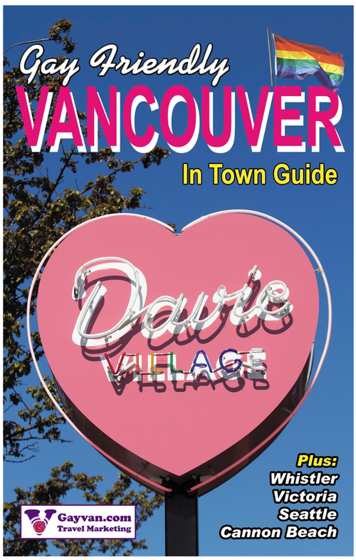 Gay Friendly Vancouver In Town Guide