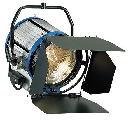 12K ARRI T12 FRESNEL — Double Down Lighting