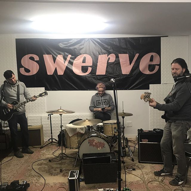 First rehearsal of the new year. Prepping for the new album. 2019 is gonna #shred