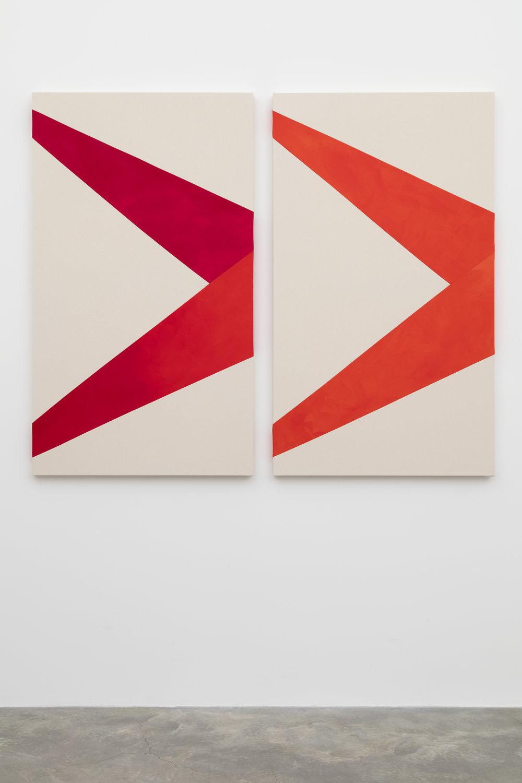 Sarah Crowner (Casey Kaplan Gallery)