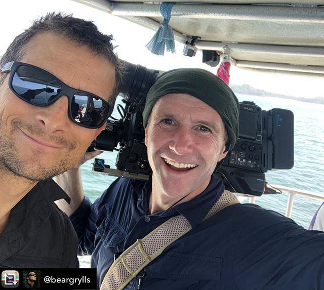 Amazing words from the legend that is @beargrylls for our boy @dannyeth. You don't get a much better testimonial than that! 🙌🏻 // Repost from @beargrylls - The very brilliant and very tough @dannyeth - a best buddy and world leading camera operator who I have worked closely alongside for over a decade. Bonds forged in many a jungle, desert, mountain. Not easily broken. And he has saved my skin on many an occasion! Stay strong buddy on this one. #nevergiveup💪 The Island returns soon with a MASSIVE twist...