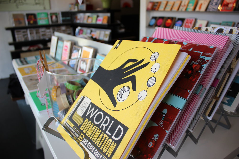 Lure Paper Goods Ivanhoe Village