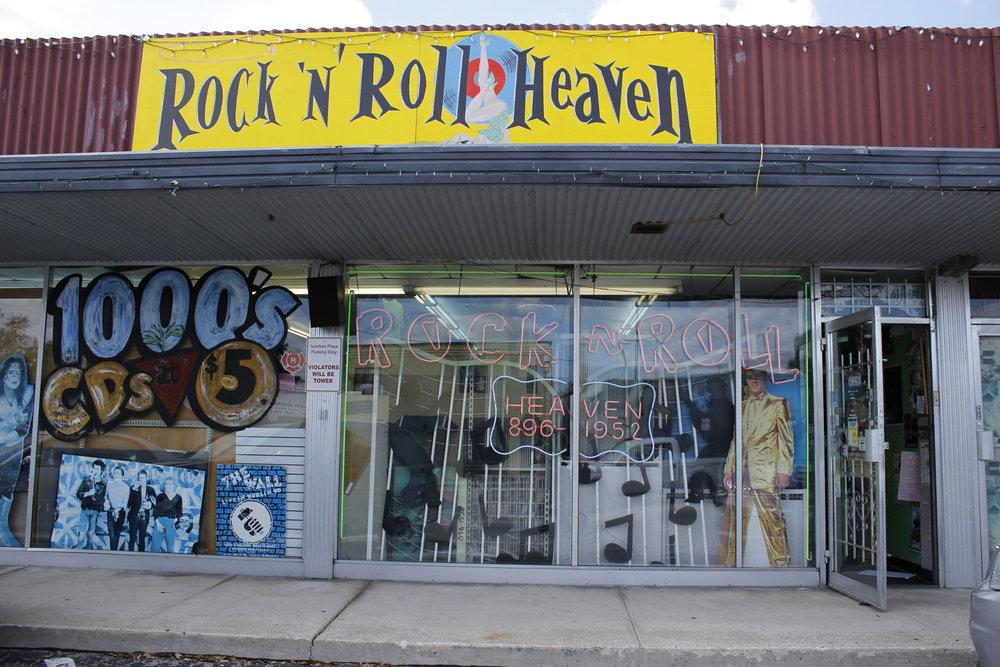 Rock and Roll Heaven Ivanhoe Village
