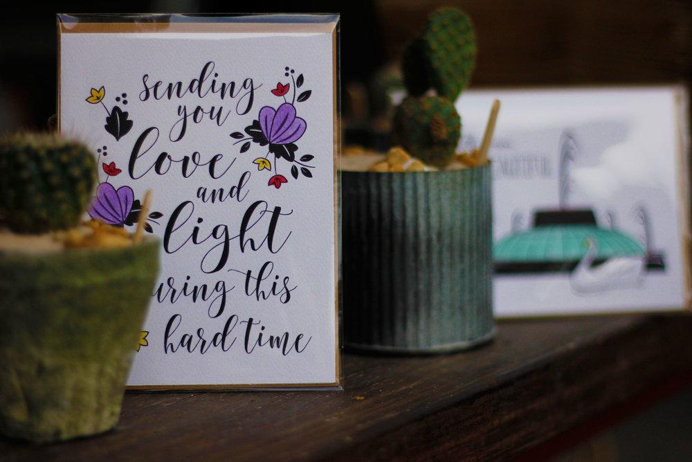 Bright Light Paper