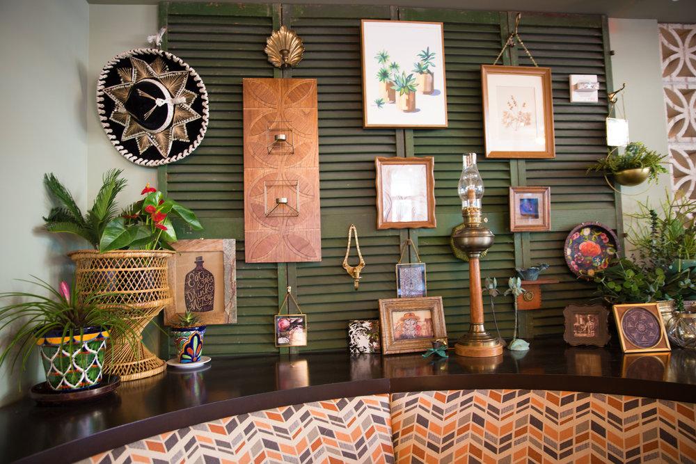 Reyes Mezcaleria Interior