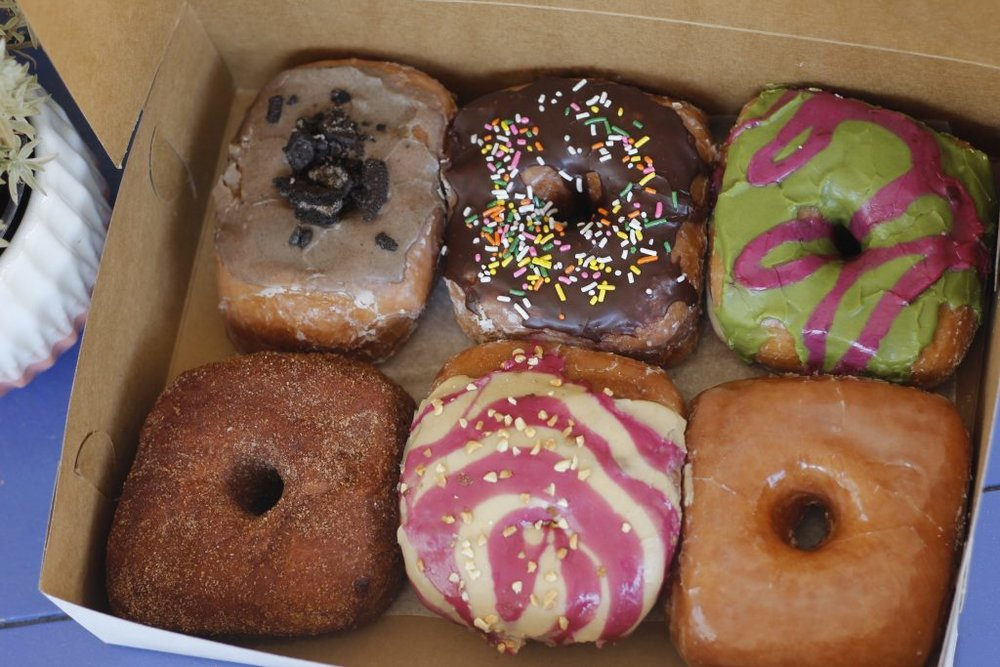 Valkryie Donuts Matcha