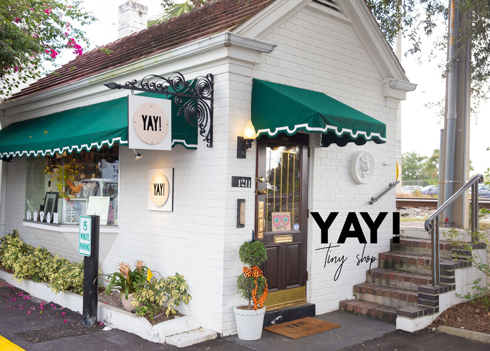 Yay! Tiny Shop
