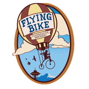 Flying Bike Brewery Logo