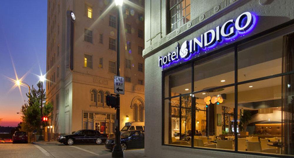 Hotel Indigo BR - PARTNER HOTEL ONLY STEPS AWAY