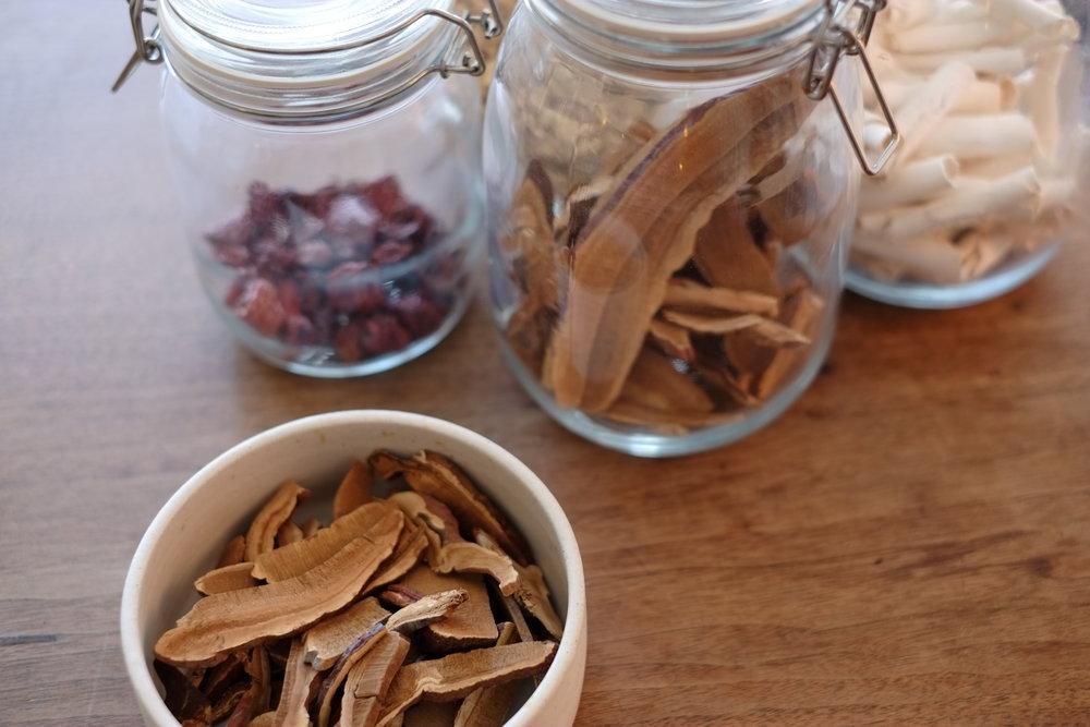 Herbs for Fertility