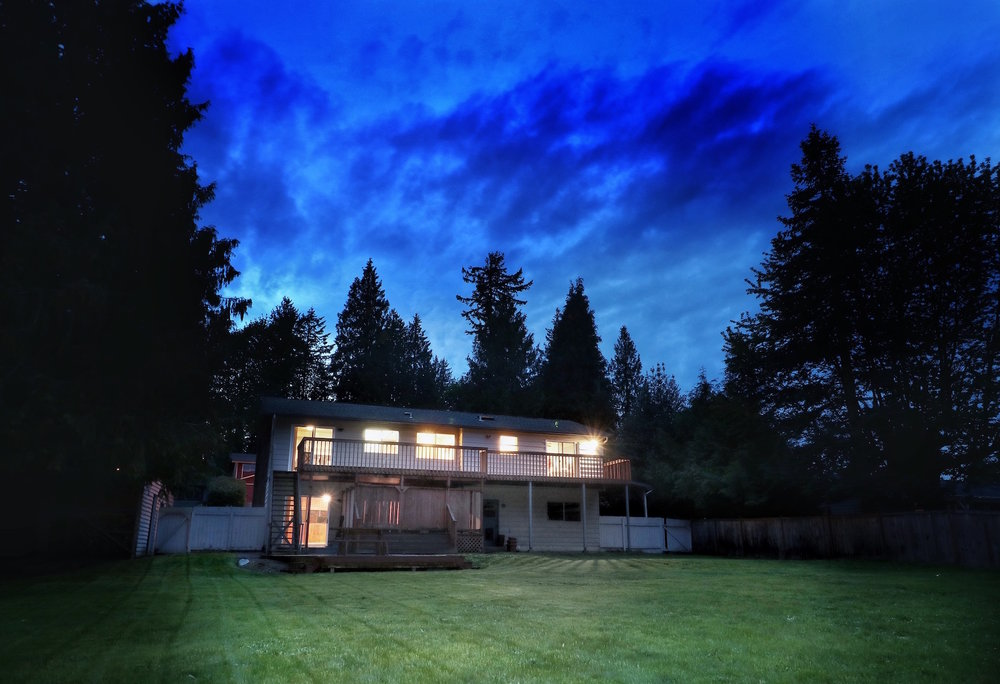 Lake Stevens Real Estate: twilight shot - Darin Persinger