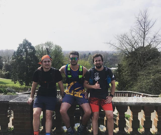 TRAILBLAZERS TRIO🏃♂️🏃♂️A fantastic run around London this weekend as we build for Sri Lanka in 11 days. Just look at those happy faces!🤙 see the link in our bio for our charity event happening this Wednesday 🔥 • • #run #runningclub #thetrailblazersclub #trailblazers #weekendrun #charity #runningcommunity