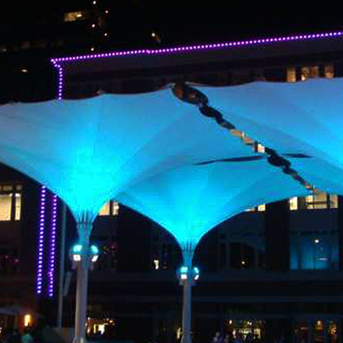 If you want simpler Cawthra Square Park (now Barbara Hall Park) in Toronto Ontario is a good ex&le with its netted color-changing overhead LED lights ... & Ensure Youu0027re Selecting the Correct Color Kinetics LED Lighting ... azcodes.com
