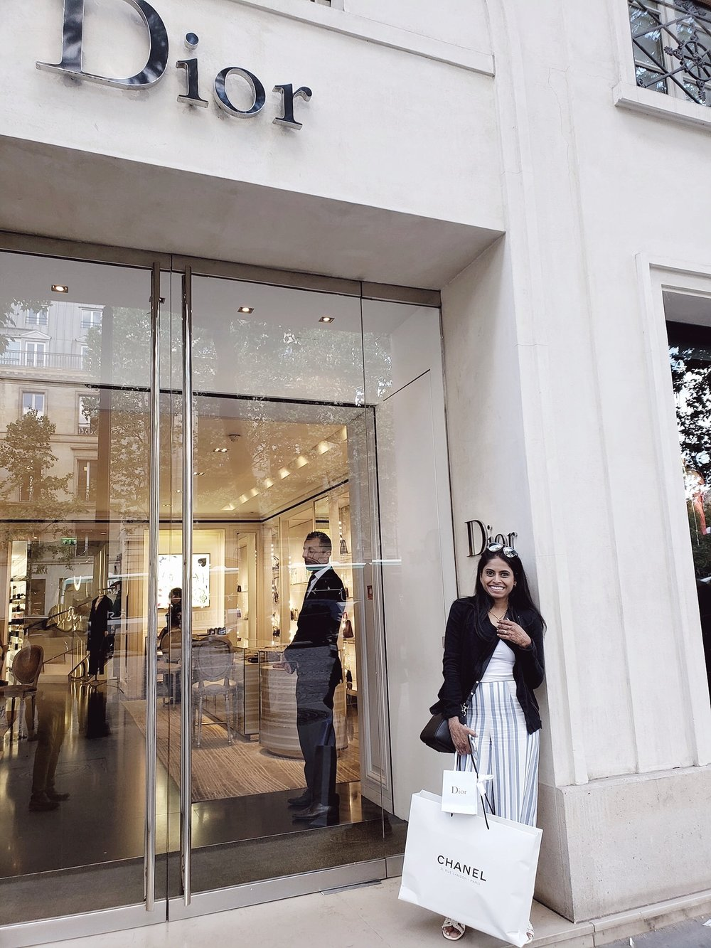 15aea606c7ce The Luxury Shopping Guide to Paris! — TrendyFitDoc