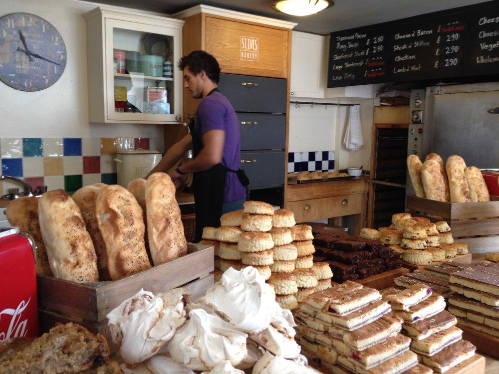 St. Ives Bakery