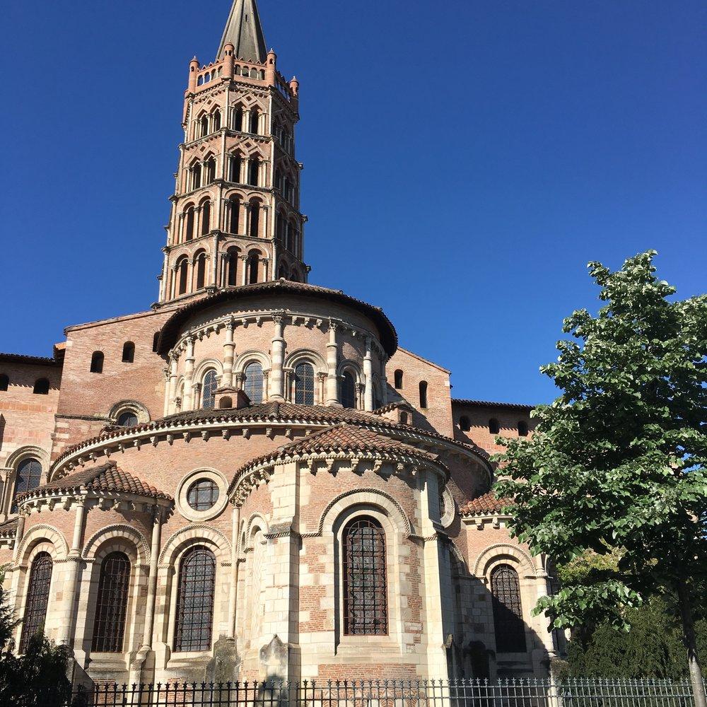 Saint-Sernin Basilica