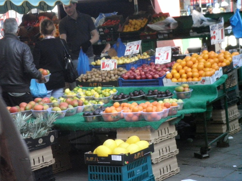 Lewisham Vegetable Market