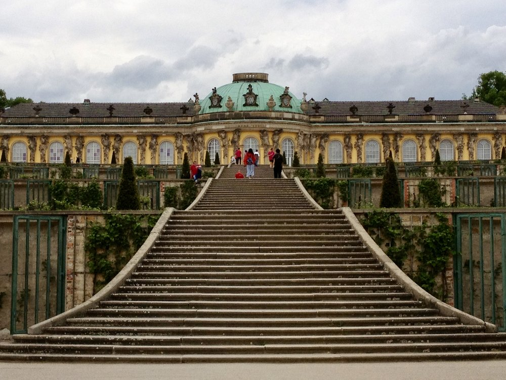 Potsdam. Take a day trip here to explore the palace complex belonging to Frederick the Great, who came into power in 1740 and ruled as Prussia's king for almost five decades. The gardens are especially lush.