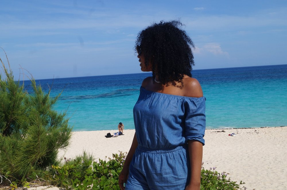 Fun fact: Bermuda is not in the Caribbean, but it is influenced by Caribbean culture and it's a great place to start a little expat life for yourself.