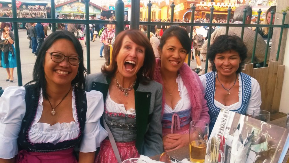 Lookingfor a  Munich tour guide ? Contact Maxine.