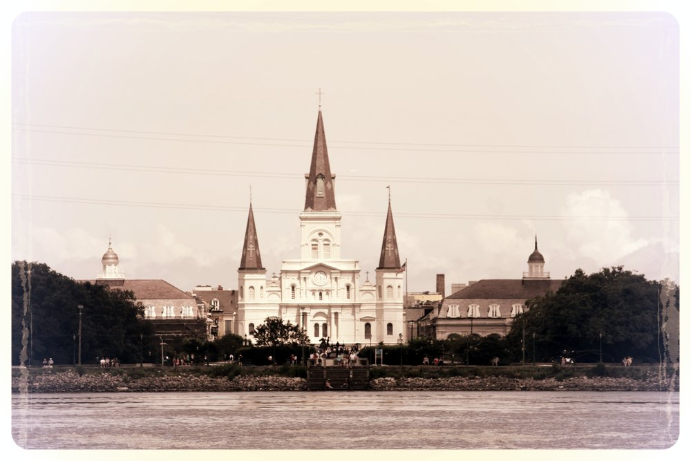 Jackson Square.  Photo by Cristal Dyer .