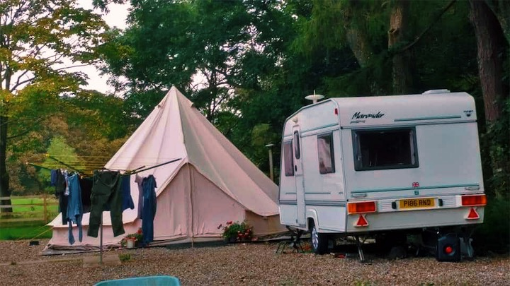 With Workaway, your accommodation could be anything from private apartment to bunkbed in a hostel. In Pitlochry, Scotland, Daniel and Alinne lived in a tent, which they said was surprisingly warm and comfortable.