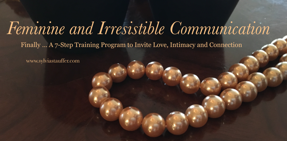 Feminine and Irresistible - Level 1 - New date will be announced soon.Group Coaching Program