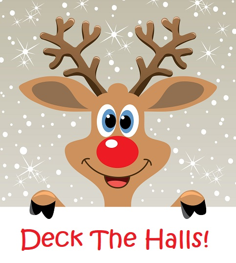 red nosed deer with deck the halls.jpg