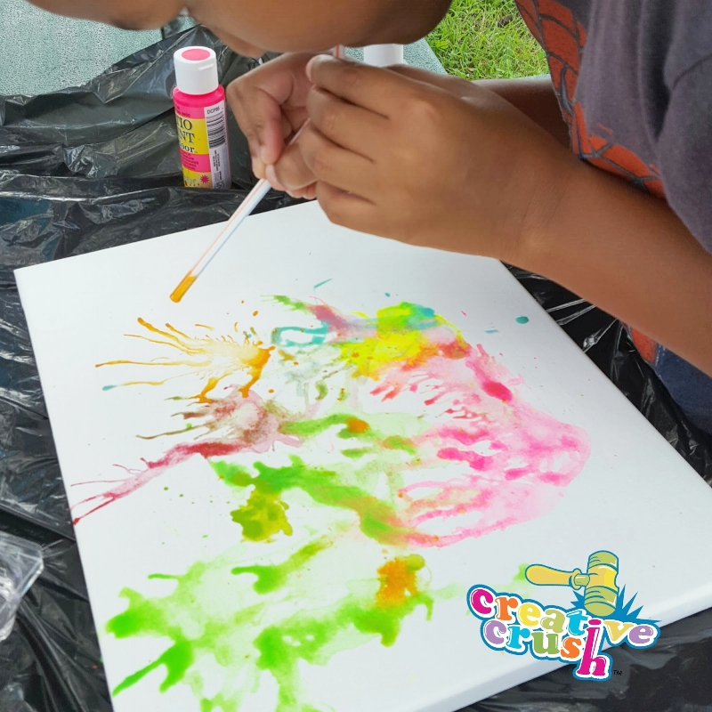 Blow Art! - Indoor/Outdoor Fun!