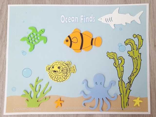 Print on cardstock paper and/or laminate for a sturdier reusable activity!