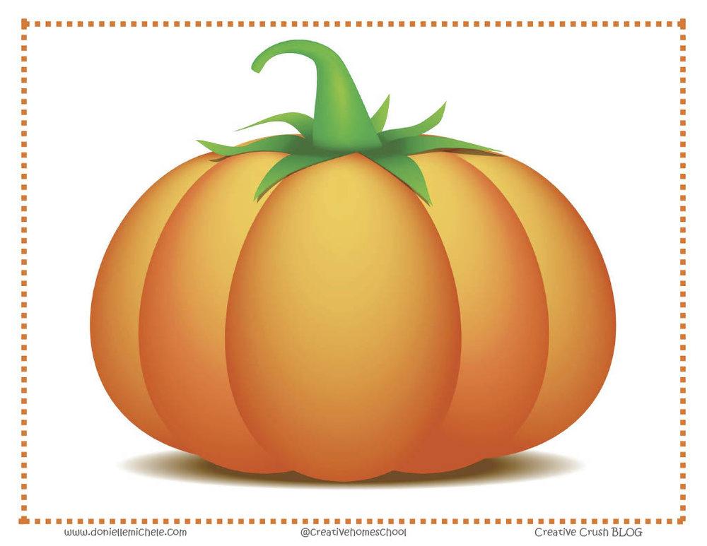 Pumpkin Template -