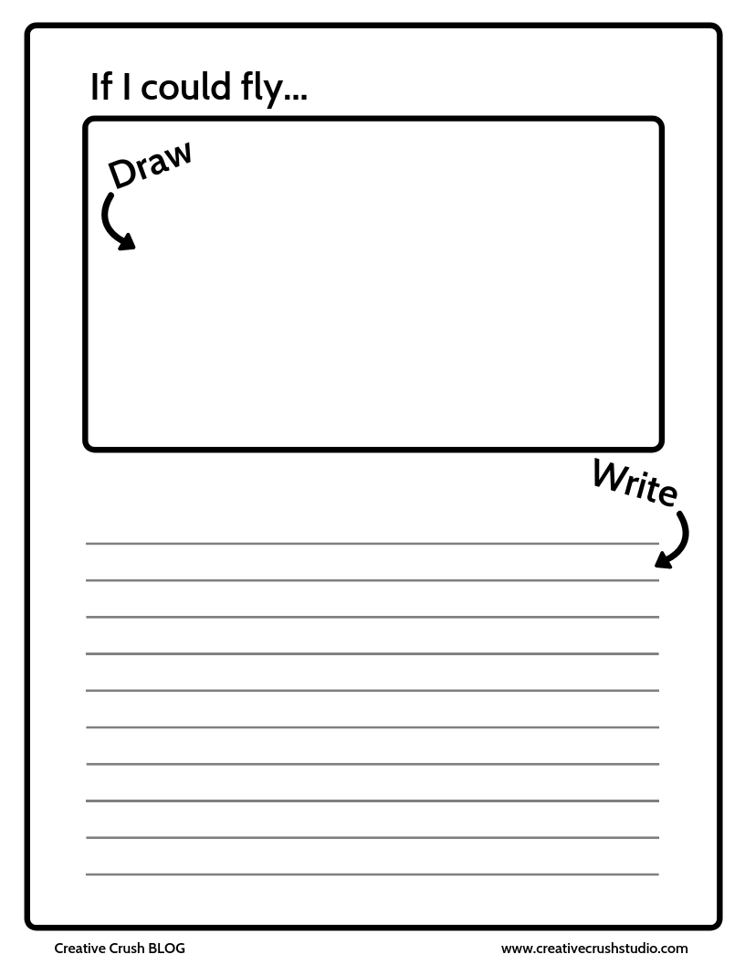 Writing/Drawing Prompt -