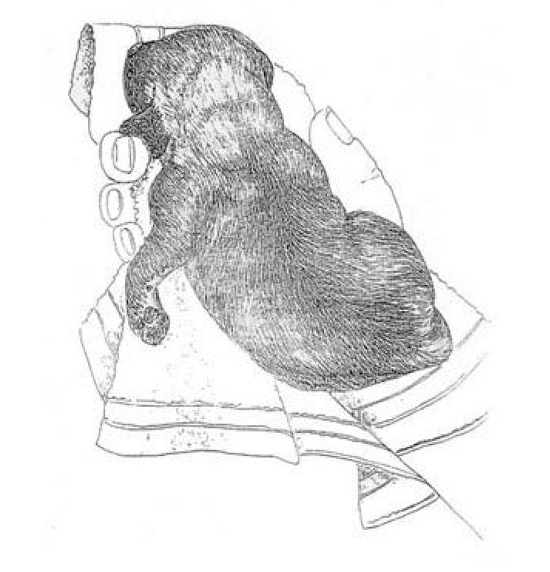 Figure 5 Thermal stimulation