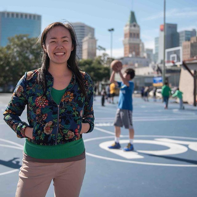 """One of the most important things that I think we need right now in Oakland is for communities of color, income communities to actually have a seat at the table when you talk about planning."" Hear more from Lailan Huen of Chinatown Coalition at the link in the bio and join us tonight for the Chinatown #NeighborhoodDesignSession, 5:30p at OACC! #EQTDTO #DOSP #VoiceYourVision"