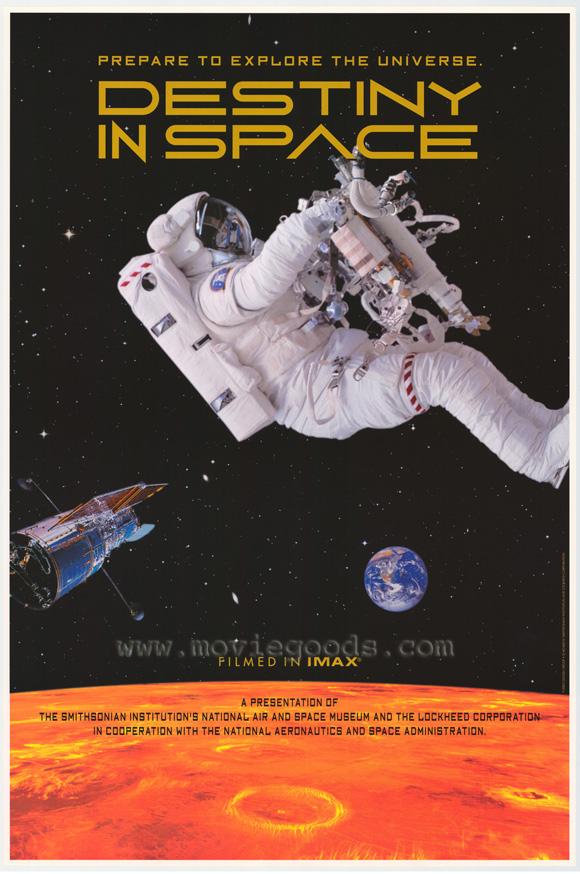IMAX: Destiny in Space