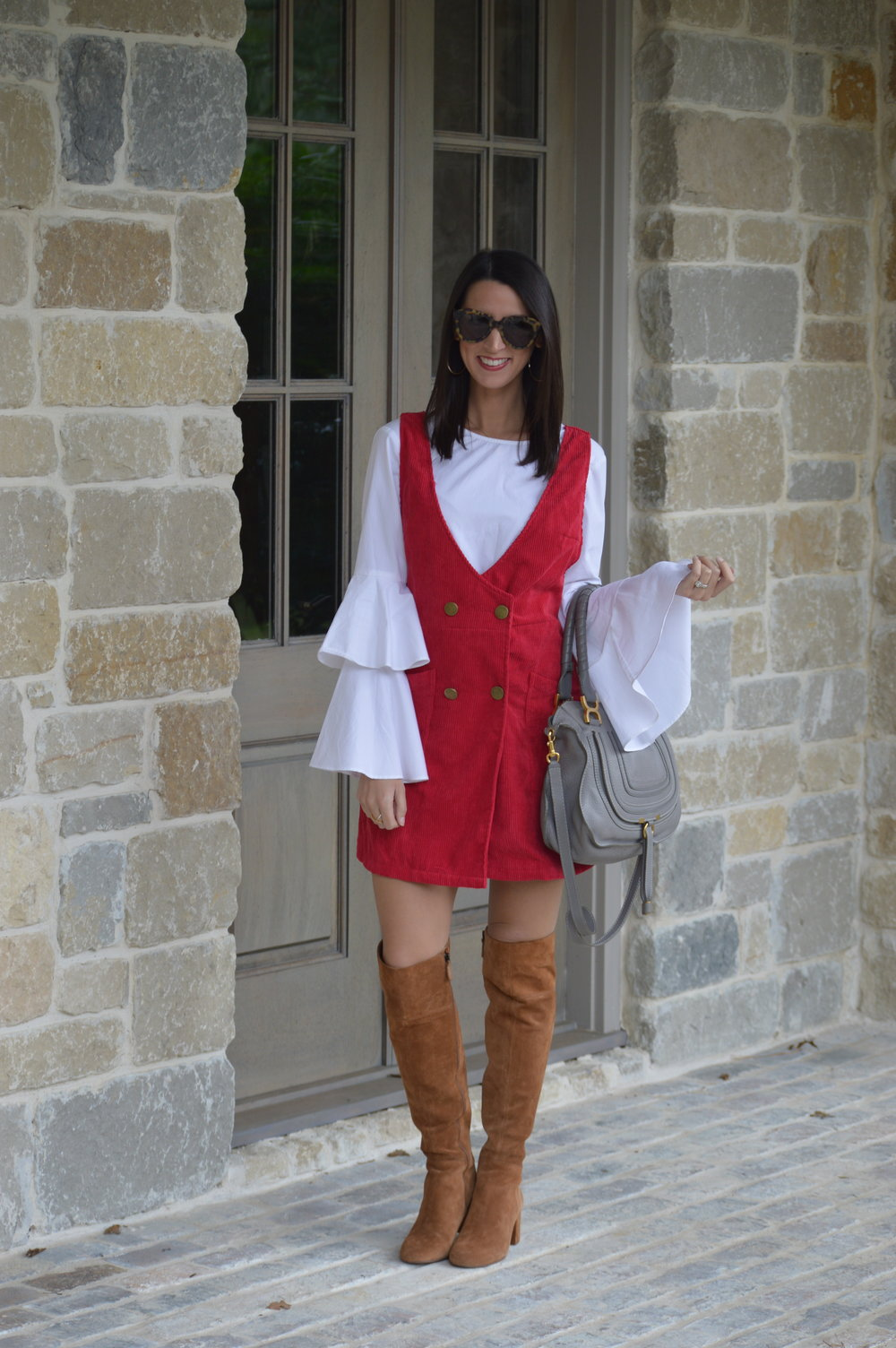 9ef5e20903 Little Red Jumper — Styling Your Life Pretty