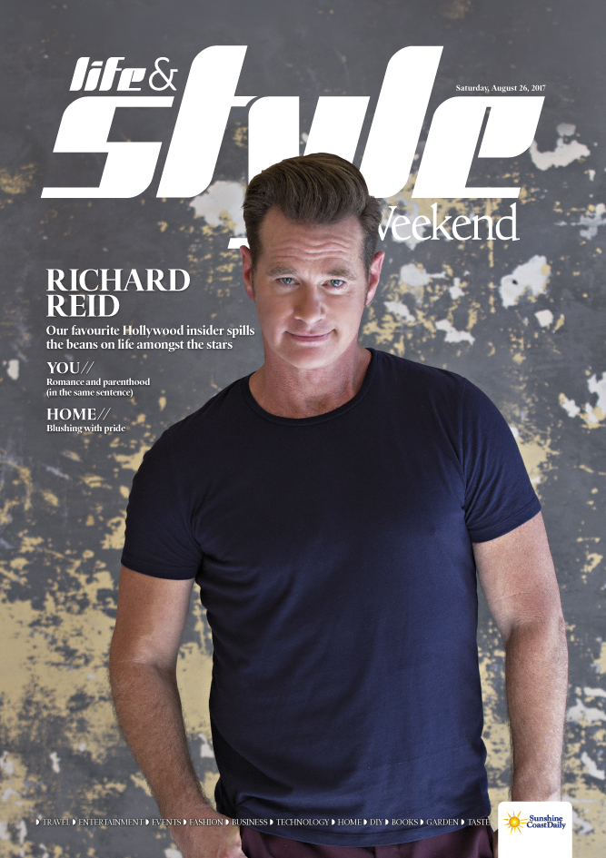 Richard Reid - Our favourite Hollywood insider spills the beans on life amongst the stars