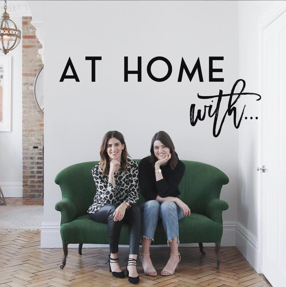 The Anna Edit and Lily Pebbles - At Home With... Podcast Icon