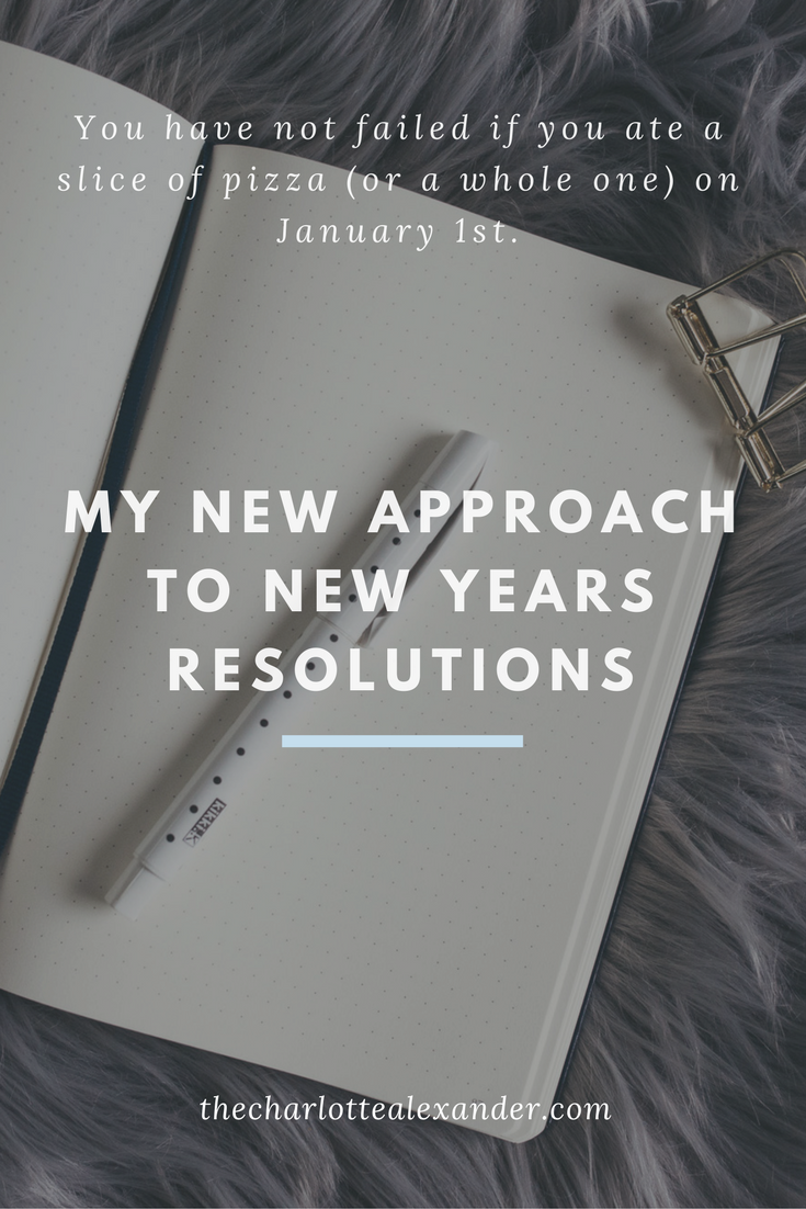 Approaching the new year differently to ensure success and happiness in your resolutions