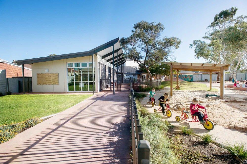 Kalaya Children's Centre Redevelopment