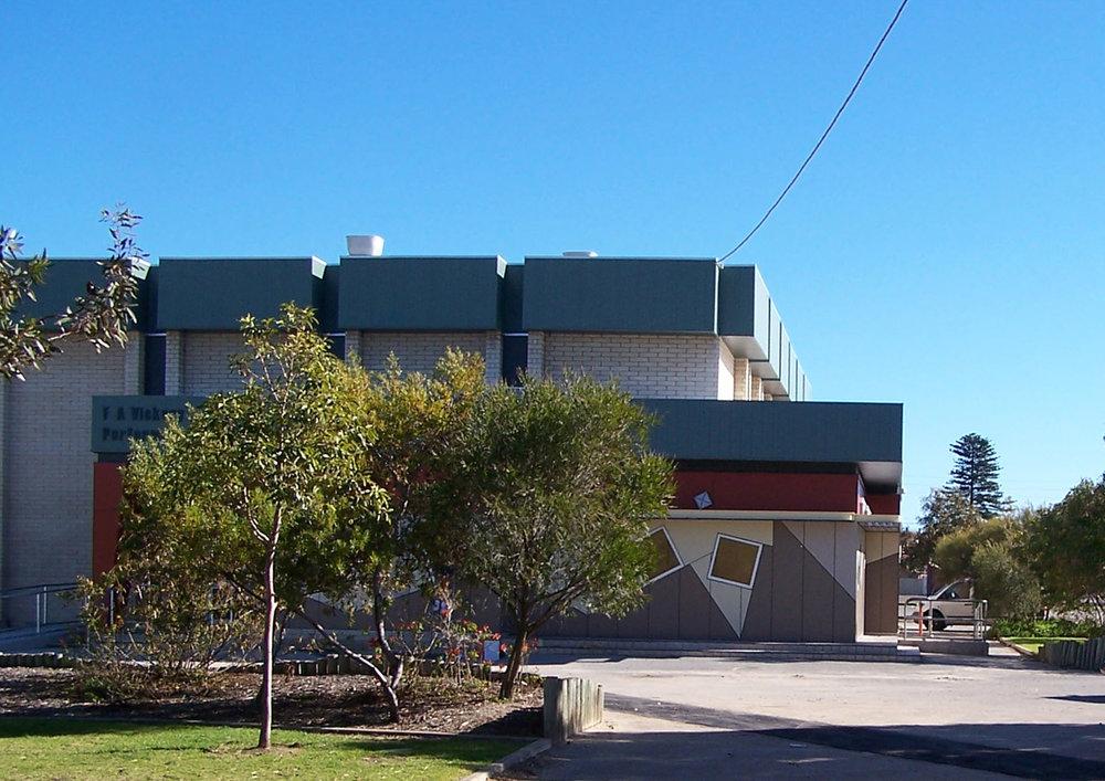 2006 - LeFevre High School Hall