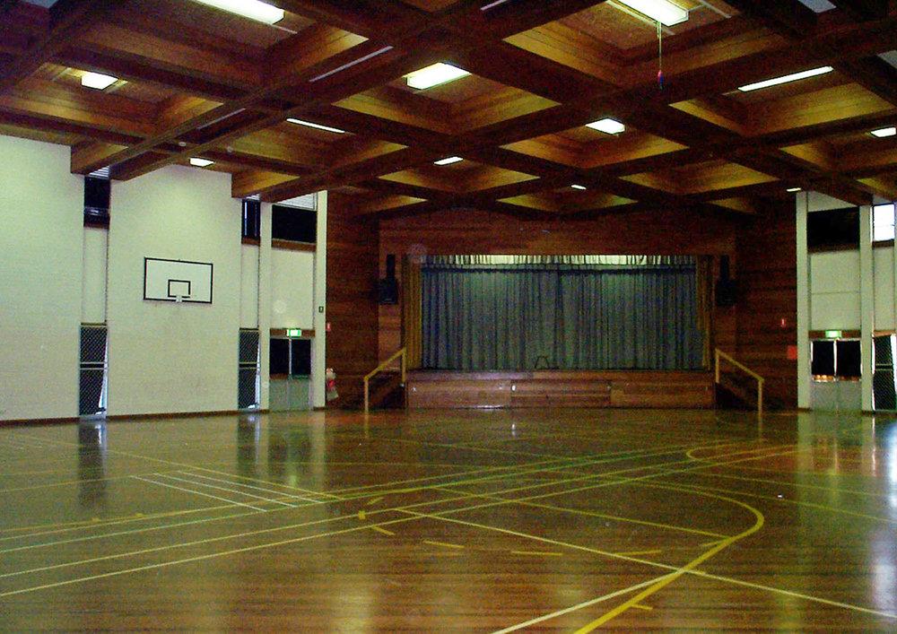 2006 - LeFevre High School Gym