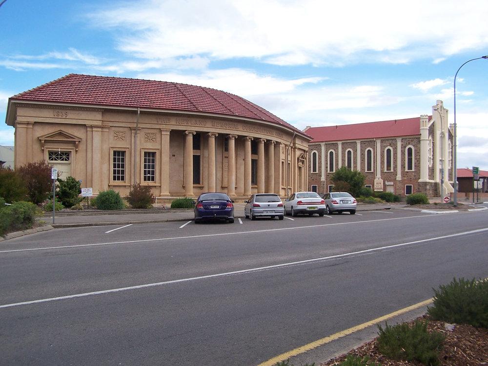 2014 - Newland Memorial Church