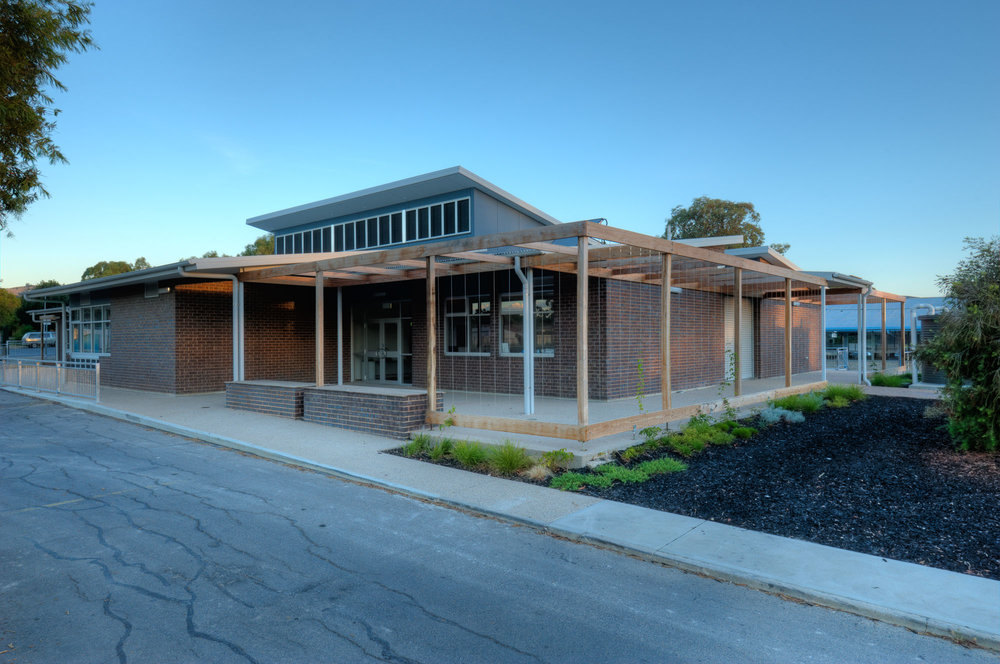 2010 - Modbury High School Arts Centre