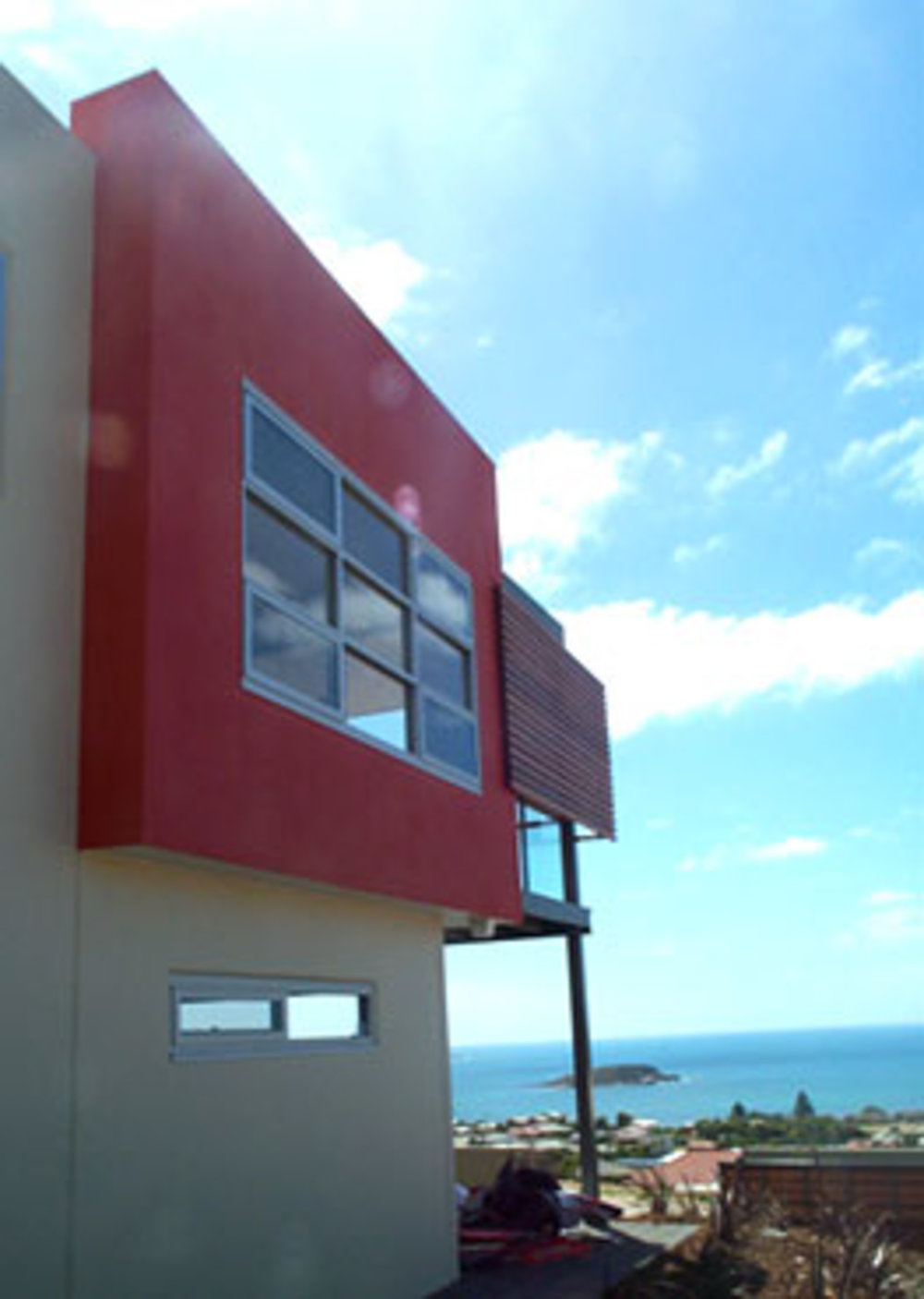 2005 - Lancione Beach House